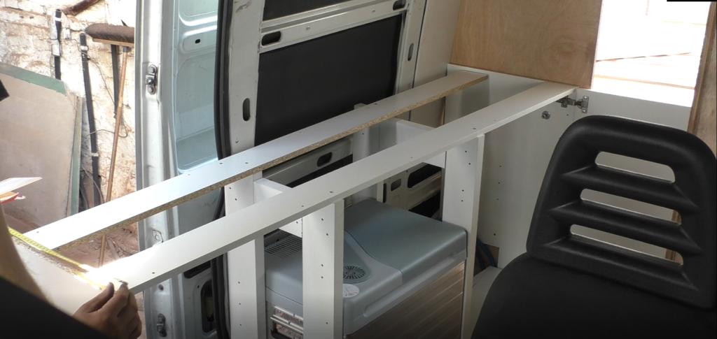 Küche-Camper-wohnmobil-Ikea Einbau-camperausbau-2