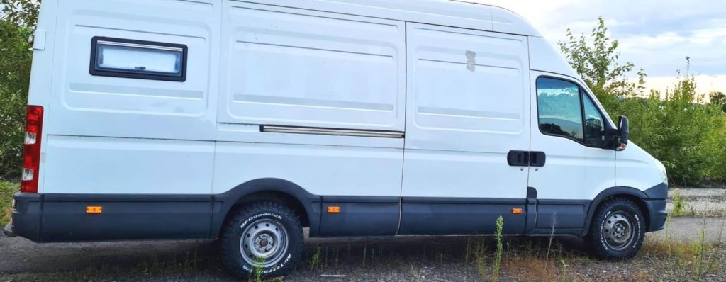 BF GOODRICH AT KO2 Reifen Iveco Daily Wohnmobil EIntragung tüv