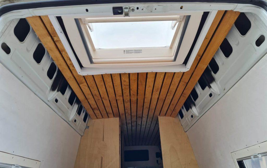MPK Visionstar L pro Dachhaube Dachluke Dachfenster einbau