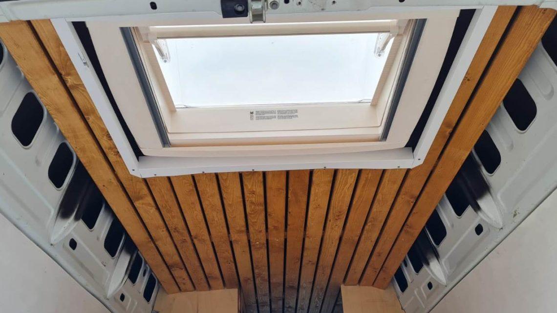 Kapitel 19: MPK VisionStar L pro  Dachluke Dachfenster Einbau